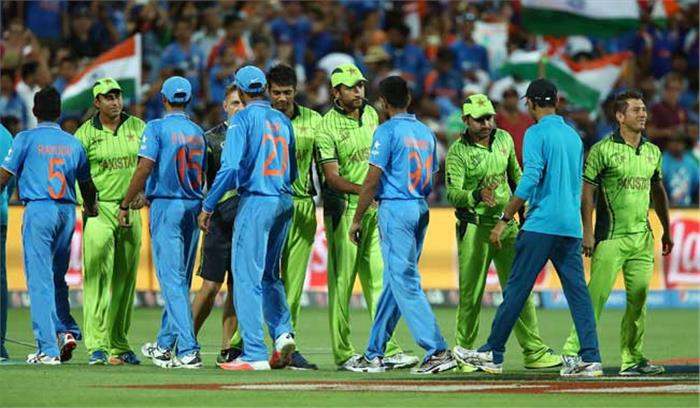 मैच से पहले भारत-पाक कप्तानों में जंग, पाक कप्तान सरफराज बोले…