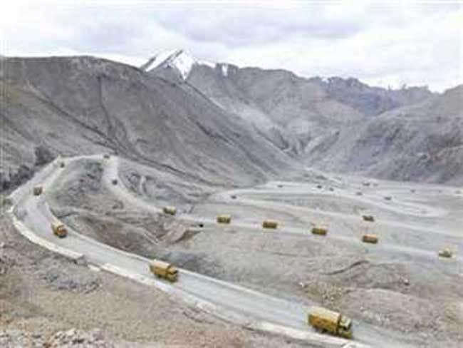 सरकार ने तेज किया चीन बॉर्डर पर रोड बनाने का काम, सरकार ने BRO की पावर बढ़ाई