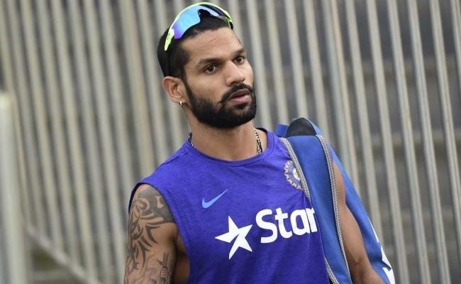 भारत की बढ़ सकती हैं मुश्किलें, शिखर धवन नहीं खेल पाएंगे पहले तीन वनडे