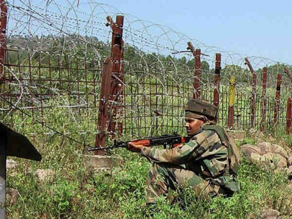 पंजाब: अमृतसर में पाक की घुसपैठ की कोशिश, BSF ने मार गिराए दो पाकिस्तानी