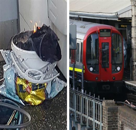लंदन ट्यूब ट्रेन हमला का छठा संदिग्ध गिरफ्तार
