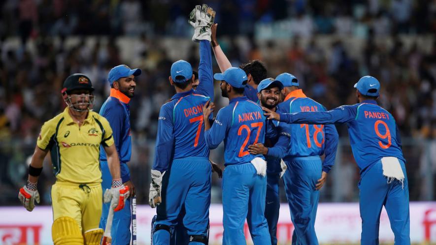 भारत ने ऑस्ट्रेलिया को हरा सीरीज पर जमाया कब्जा, नंबर-1 की कुर्सी भी किया अपने नाम