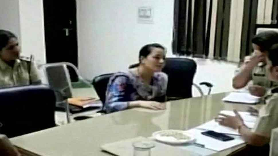 हनीप्रीत की कोर्ट में हुई पेशी,रिमांड की मांग कर सकती है हरियाणा पुलिस