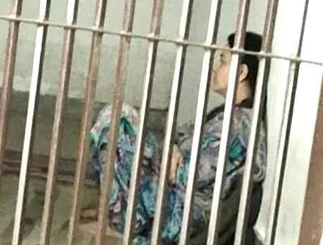 हनीप्रीत ने जेल में रखा करवा चौथ का व्रत, कुछ ऐसे गुजारा पूरा दिन