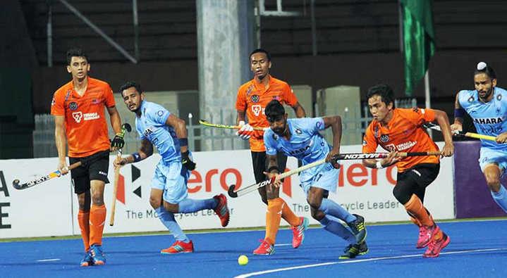 एशिया कप हॉकीः भारत ने मलेशिया को 6-2 से हराया