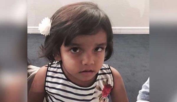 अमेरिकी पुलिस को मिला बच्ची का शव, दूध नहीं पीने पर देर रात घर से बाहर कर मां-बाप ने दी थी सजा