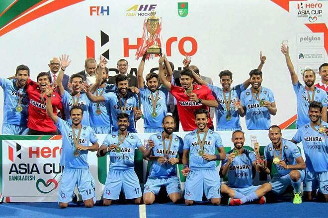 एशिया कप हॉकी: भारत ने फाइनल में मलेशिया को 2-1 से हराया
