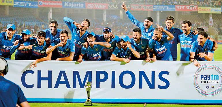 IND VS NZ: टीम इंडिया ने वनडे सीरीज पर किया कब्जा