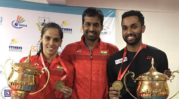बैडमिंटन नेशनल चैम्पियनशिप: सायना और प्रणय ने जीता नेशनल चैम्पियनशिप खिताब
