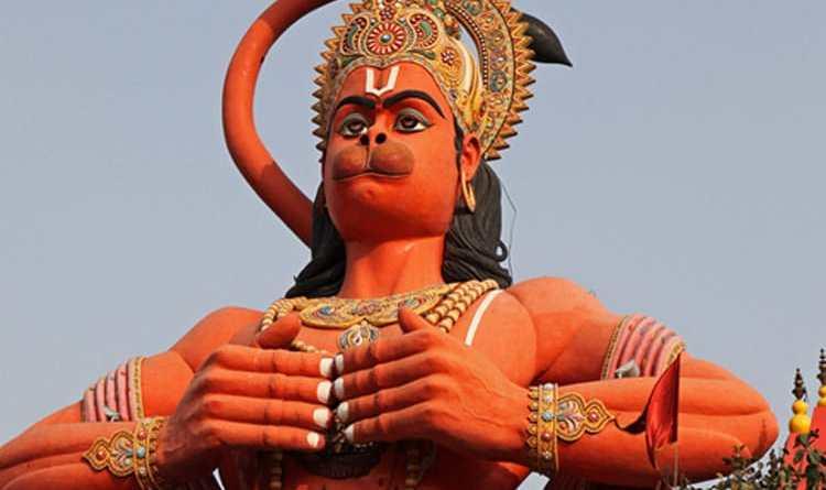 108 फुट ऊंची हनुमान की मूर्ति को एयरलिफ्ट करने पर विचार करें एजेंसियांः HC