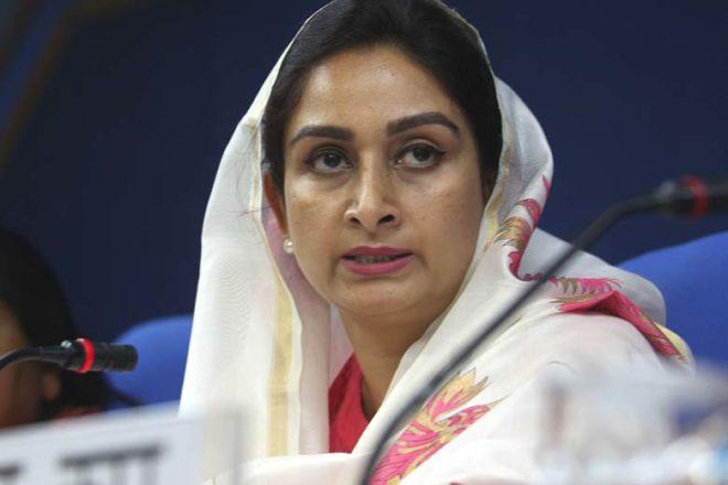 दयाल सिंह कॉलेज का नाम बदलने पर भड़कीं केंद्रीय मंत्री हरसिमरत, दे डाली नसीहत