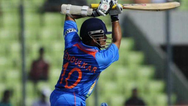 BCCI ने सचिन की जर्सी नंबर 10 को किया रिटायर, भारतीय खिलाड़ी नहीं पहनेगा ये जर्सी