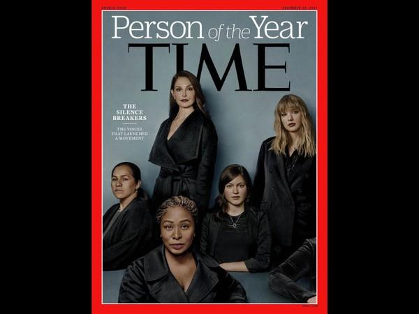 #METOO कैम्पेन की महिलाएं बनी 'टाइम' की 'पर्सन ऑफ द इयर'