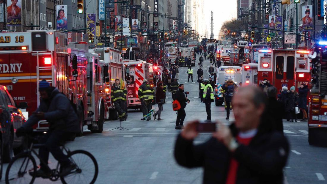 न्यूयॉर्क में आतंकी हमले की कोशिश, बांग्लादेशी संदिग्ध गिरफ्तार