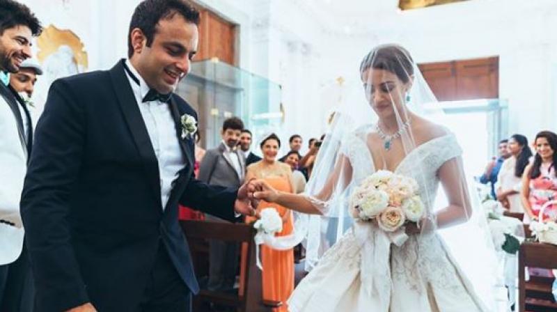 इस बॉलीवुड एक्ट्रेस ने दो साल पहले ही कर ली थी शादी, अब की ऑफिशियल एनाउंसमेंट
