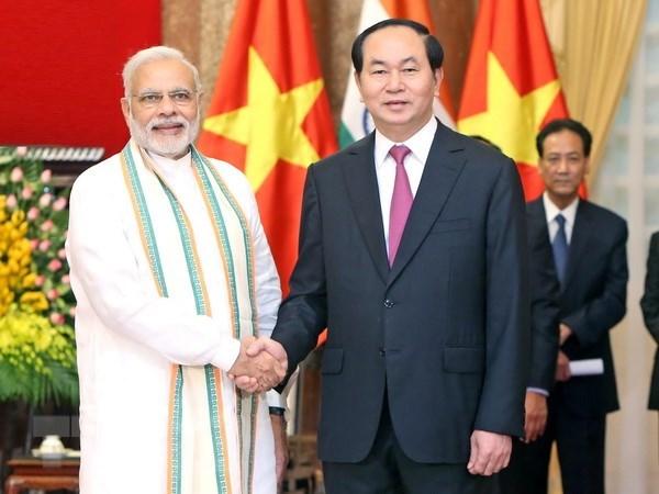 तीन दिवसीय भारत दौरे पर आए वियतनाम के राष्ट्रपति, इन मुद्दों पर हो सकती है चर्चा