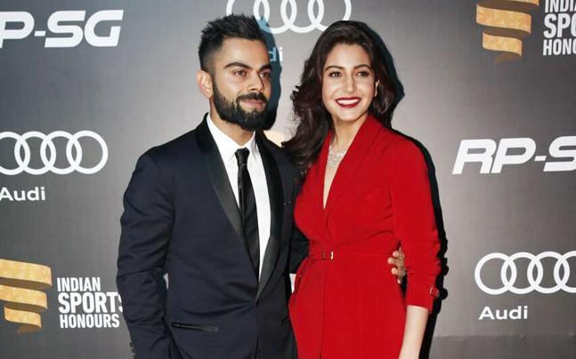 विराट कोहली ने देखी अनुष्का की फिल्म 'परी', कहा- मेरी पत्नी का अब तक का बेस्ट काम