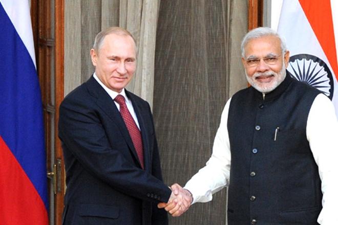 प्रधानमंत्री मोदी की रूस के राष्ट्रपति पुतिन से कुछ खास मुद्दों पर होगी चर्चा