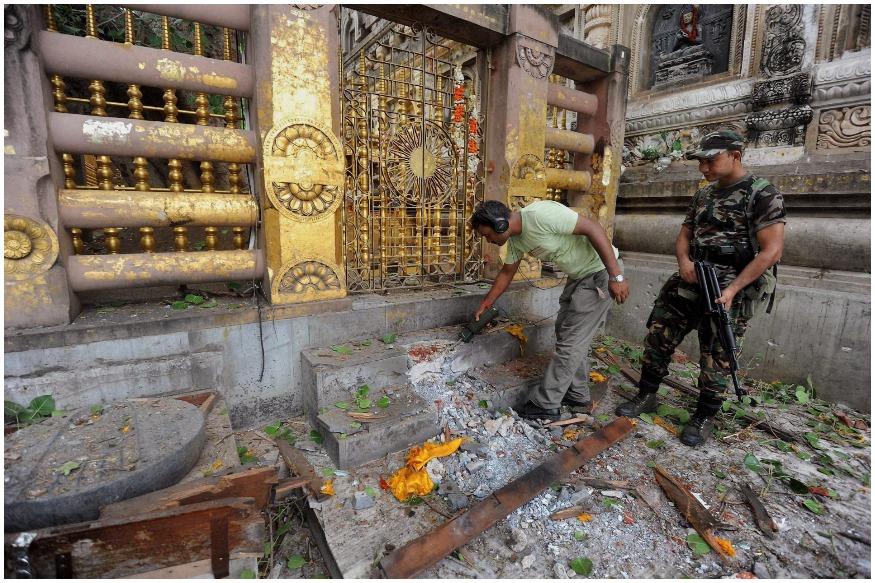 बोधगया ब्लास्ट में पांच दोषी करार, 31 मई को सज़ा का ऐलान