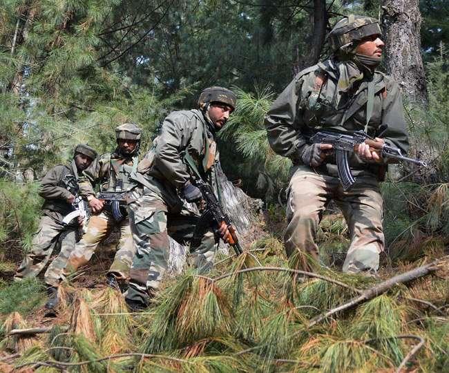जम्मू-कश्मीर: आतंकियों की घुसपैठ को सुरक्षाबलों ने किया नाकाम, 5 आतंकी ढ़ेर