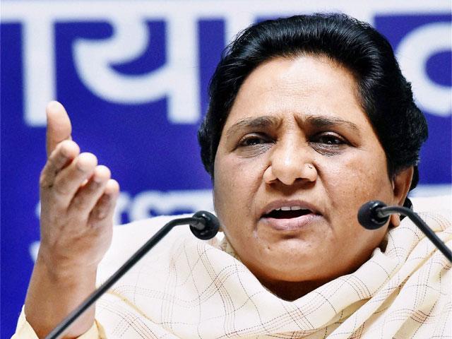 2019 चुनाव: महागठबंधन को लेकर मायावती का बयान, कहा- अकेले लड़ेंगे अगर..