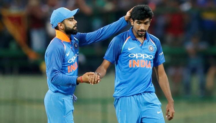 भारतीय टीम को लगा बड़ा झटका, टी 20  से पहले गेंदबाज जसप्रीत बुमराह हुए चोटिल