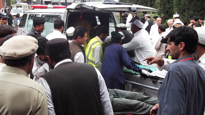 पाकिस्तान: आत्मघाती हमलावर ने किया धमाका, एएनपी पार्टी के नेता समेत 14 लोगों की मौत