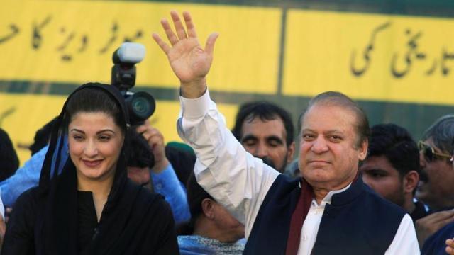 पाकिस्तान पहुंचेंगे नवाज शरीफ और मरियम नवाज, एयरपोर्ट से होंगे गिरफ्तार