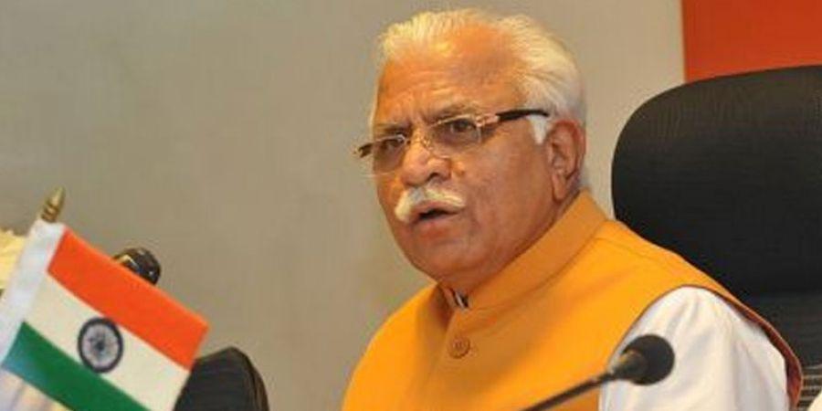 पंचकूला में एक कार्यक्रम के दौरान हरियाणा के CM ने की रेप के आरोपियों को सख्त सजा देने की वकालत
