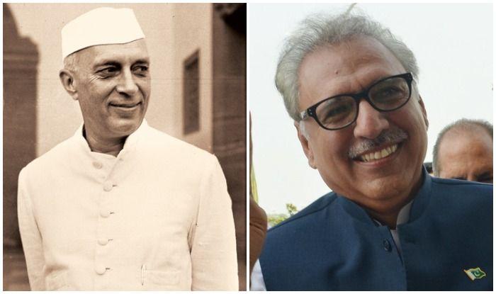 पाकिस्तान के नए राष्ट्रपति का भारत से है पुराना रिश्ता, जवाहरलाल नेहरू से है खास कनेक्शन