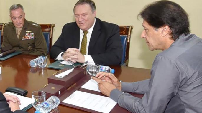 पाकिस्तान ने की अमेरिका से गुजारिश, कहा भारत से टेंशन को खत्म करना चाहते हैं