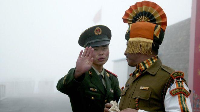 अरुणाचल सेक्टर में चीनी सैनिकों की घुसपैठ, जवानों के दखल के बाद वापस लौटे
