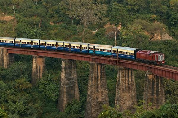 भारत में बनेगा दुनिया का सबसे ऊंचा रेल मार्ग, सेना के लिए होगा अहम