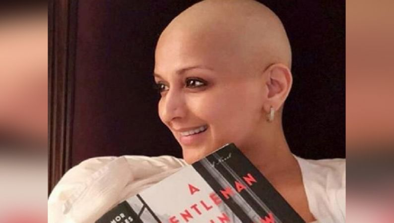 हाई ग्रेड कैंसर से जूझ रहीं सोनाली बेंद्रे ने जाहिर की इच्छा