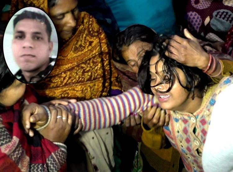 देश की खातिर कच्ची गृहस्थी छोड़ गए रमेश, 2 दिन पहले छुट्टी से लौटे थे