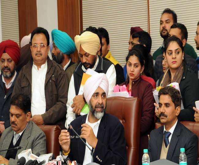 पंजाब सरकार पर चढ़ा 2.29 का कर्ज, उदय योजना के अधीन लिया गया लोन