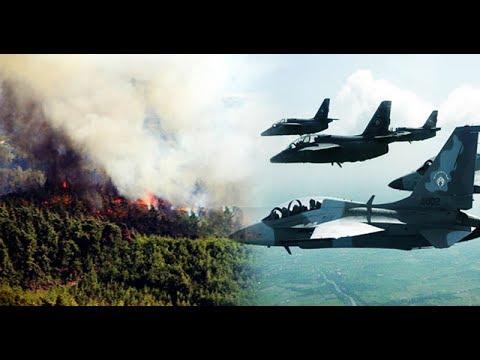 पंजाब में हाई अलर्ट जारी, भारतीय लड़ाकू विमानों ने पंजाब से भरी थी उड़ान