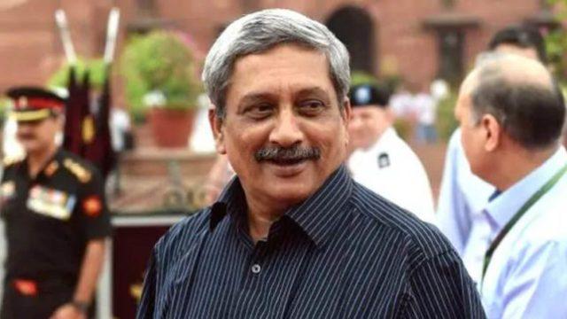 नहीं रहे गोवा के CM पर्रिकर, एक दिन का राष्ट्रीय शोक घोषित