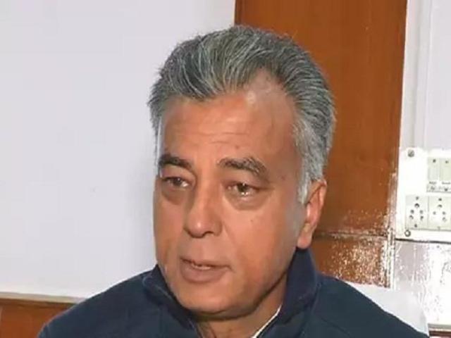 हिमाचल के कैबिनेट मंत्री अनिल शर्मा ने दिया इस्तीफा, ये है वजह