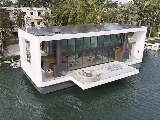 फ्लोरिडा की कंपनी ने बना दिए भविष्य के घर