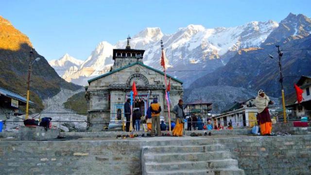 कैसे बना केदारनाथ मंदिर,जाने इसका महत्व