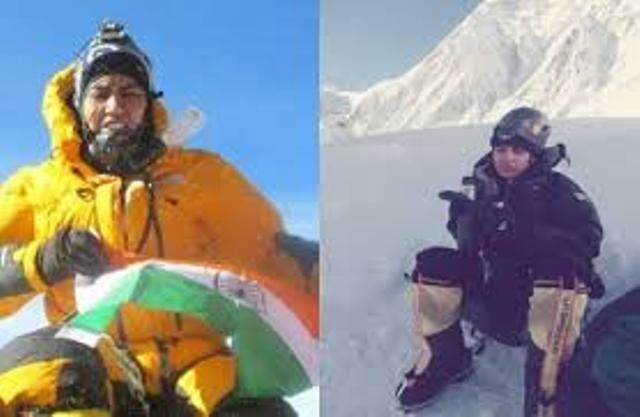 हिसार की पर्वतारोही अनिता कुंडू ने तीसरी बार की माउंट एवरेस्ट फतह