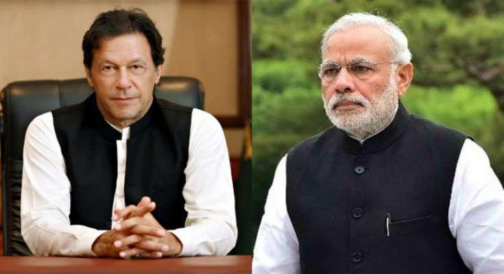 इमरान खान ने की PM मोदी से फोन पर बात, दोनों देशों को साथ में गरीबी से लड़ने का दिया सुझाव