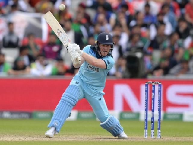 World Cup2019: इंग्लैंड ने अफगान टीम को 150 रन से हराया, मोर्गन ने लगाए पारी में इतने छक्के