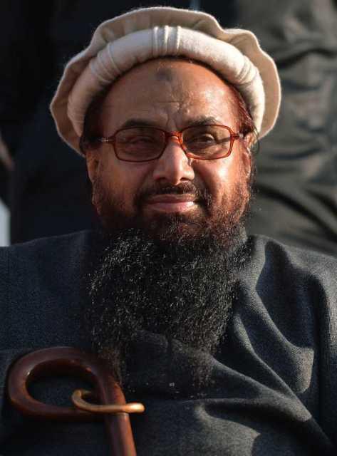 आतंकी हाफिज सईद को पाक में किया गया गिरफ्तार, टेरर फंडिग मामले में गिरफ्तार