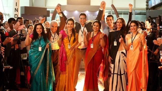 Mission Mangal ने पहले ही दिन कमाई का बनाया Record,बनी साल की दूसरी हाईएस्ट ओपनर फिल्म