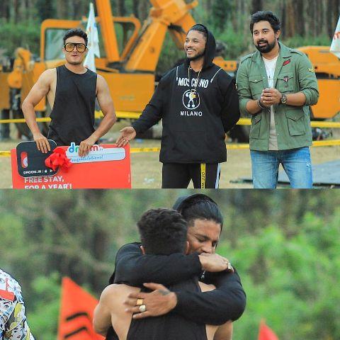 MTV Roadies Real Heroes शो के विनर बने कश्मीर के अरुण शर्मा