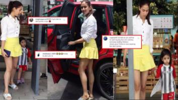 मीरा कपूर की मिनी स्कर्ट पर Social Media में मचा बवाल !