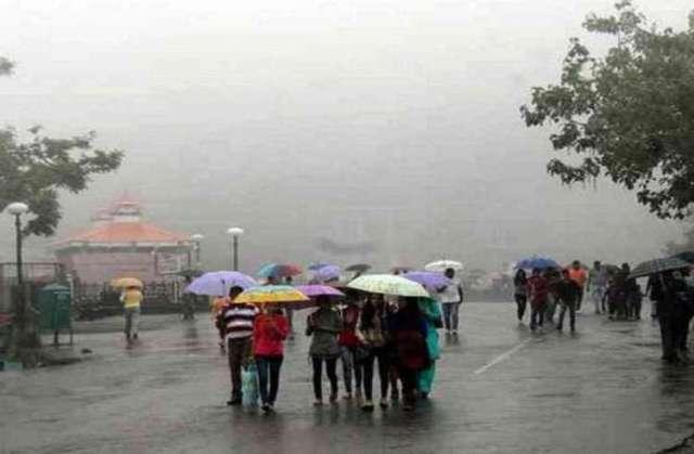 हिमाचल में बारिश का कहर, सामान्य से 184 फीसदी अधिक हुई बारिश