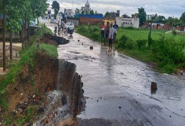 पंजाब में लगातार बारिश से 1700 करोड़ का नुकसान, केंद्र सरकार से मदद लेगी पंजाब सरकार
